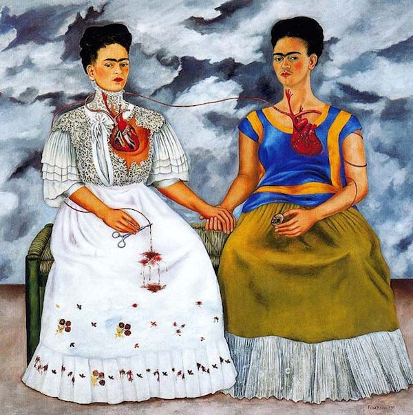 Frida-Kahlo-Two-Fridas-1939