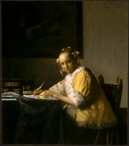 A_Lady_Writing_by_Johannes_Vermeer,_1665-6