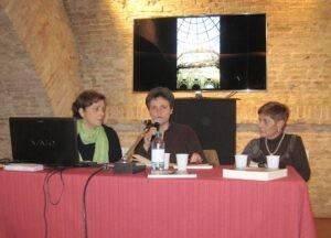 Ambra Laurenzi, Anna Maria Farabbi, Laura Ricci a Umbrialibri