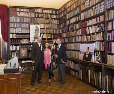 Marino Sterle, Barbara Fornasir, Mario Cerne